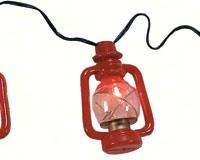 Large Lanterns 10 pc String Lights-REP434