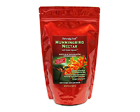 Naturally Fresh Hummingbird Nectar with Feeder Fresh (TM) Nectar Defender (TM) Powder Nectar-SLNFP