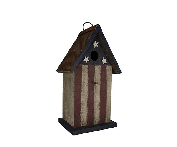 Americana Bird House