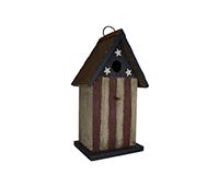 Americana Bird House-SE1007