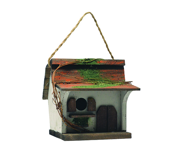 Cozy Cottage Bird House