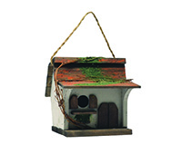 Cozy Cottage Bird House-SE1010