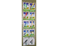 Wild Bird Thermometer Display Panel-SE1012