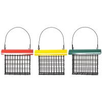 Deluxe Suet Cage with Color Metal Roof-SE103