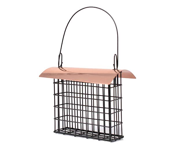 Deluxe Suet Cage withCopper Roof SE104