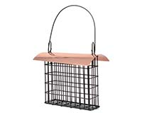 Deluxe Suet Cage withCopper Roof-SE104