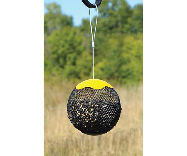 Yellow Seed Spheres