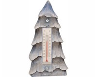 Small Xmas Thermometer-Tree/snow SE2170461