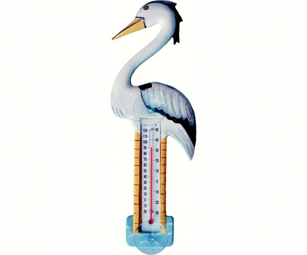 Heron Small Window Thermometer
