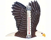 Thermometer Small Bird Eagle Fly SE2170709