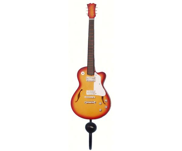 Sunburst Jazz Guitar Single Wallhook SE3153995