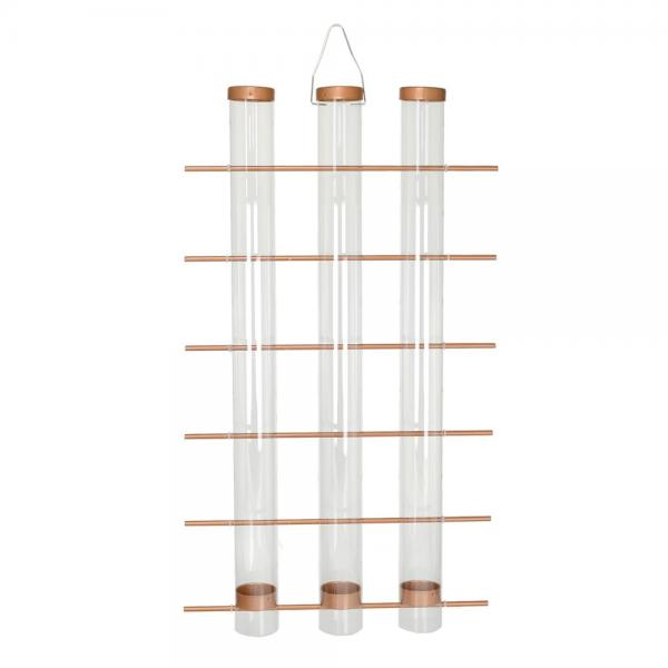Copper Finches Favorite 3-tube SE324C'