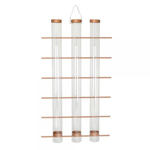 Copper Finches Favorite 3-tube SE324C'