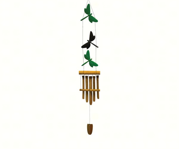 Dragonfly Trio Bamboo Chime SE3361031