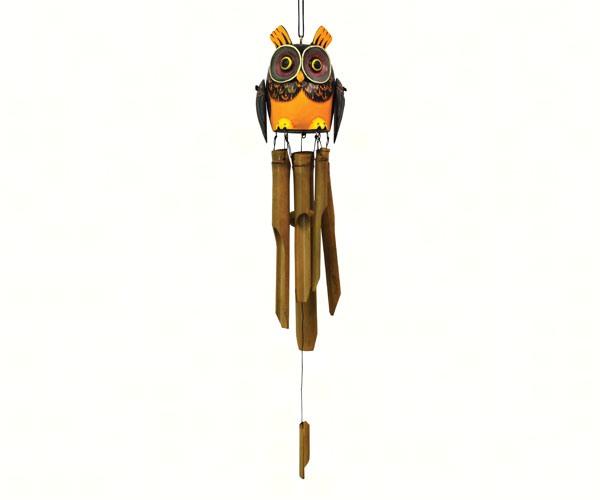 Owl Bamboo Chime SE3361041
