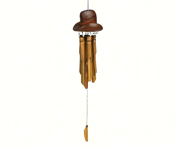 Cowboy Hat Bamboo Chime SE3361042