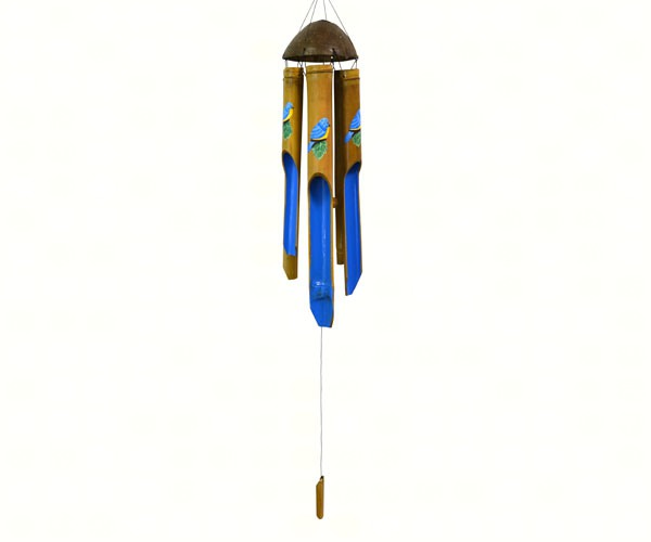 Bluebird Medium Simple Bamboo Chime SE3361049