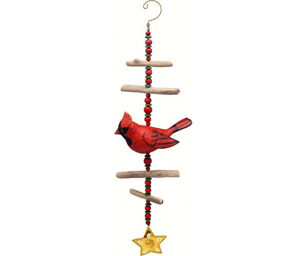 Cardinal Driftwood Sculpture SE3361108'