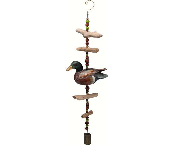 Mallard Duck Driftwood Sculpture SE3361111'