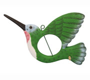 Hummingbird Fruit or Birdseed Ball bird feeder-SE3870226