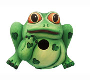 Frog Bird House SE3880035