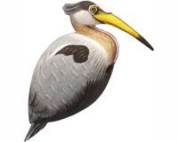 Heron Bird House SE3880038
