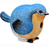 Bluebird Gord-O Bird House-SE3880058