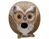 Owl Gord-O Bird House-SE3880065