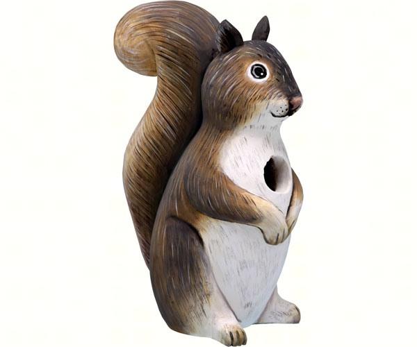 Squirrel Bird House