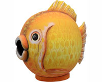 Goldfish Gord-O Bird House-SE3880079