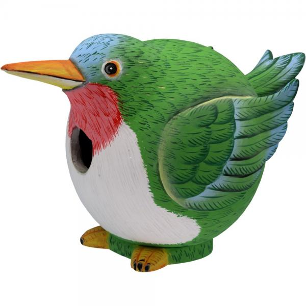 Hummingbird Gord-O Bird House