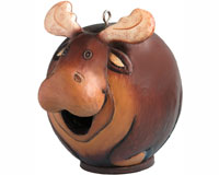 Moose Gord-O Bird House-SE3880089