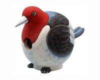 Woodpecker Gord-O Bird House-SE3880092