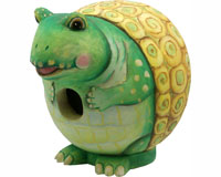 Turtle Gord-O Bird House-SE3880094