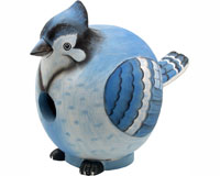 Blue Jay Gord-O Bird House-SE3880097