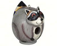 Raccoon Gord-O Bird House SE3880099