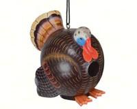 Wild Turkey Gord-O Bird House SE3880100