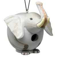 Elephant Gord-O Bird House-SE3880230