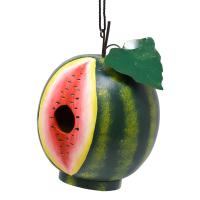 Watermelon Gord-O Birdhouse-SE3880240
