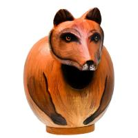 Red Fox Gord-O Birdhouse-SE3880241