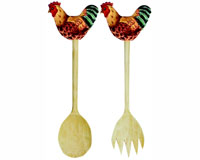 Country Chicken Salad Server Set SE3913728