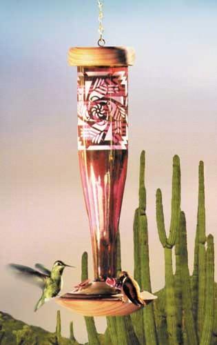 Southwest Ruby hummingbird Lantern SE4066