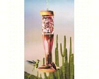 Southwest Ruby hummingbird Lantern SE4066'