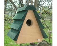 Wren House A-Frame Bird House SE518