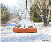 9 x 9 Hanging Tray Feeder-SE530