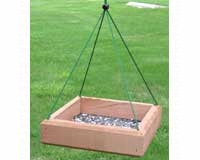 12 x 12 Hanging Tray Feeder SE532