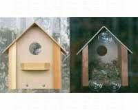 Window Bird House-SE564