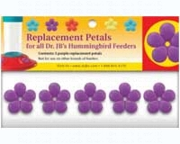 Pack of 5 Purple Replacement Blossoms SE6003