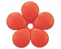Pack of 5 Red Replacement Flowers SE6007