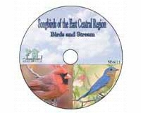 CD Songbirds of the East Central Region-SE6021